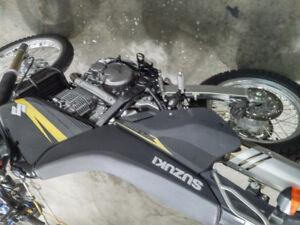 2016 suzuki DR650 DR 650 enduro on/off road