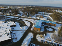 Arial drone photographer