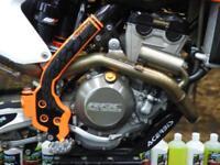 KTM SXF 250 Motocross Bike VERY CLEAN