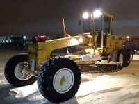 Very experienced operator looking for part time snow removal