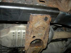 Frame repairs Certified Welders