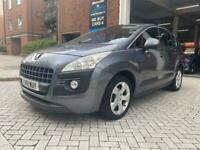 2011 Peugeot 3008 1.6 e-HDi FAP Sport EGC 5dr SUV Diesel Automatic