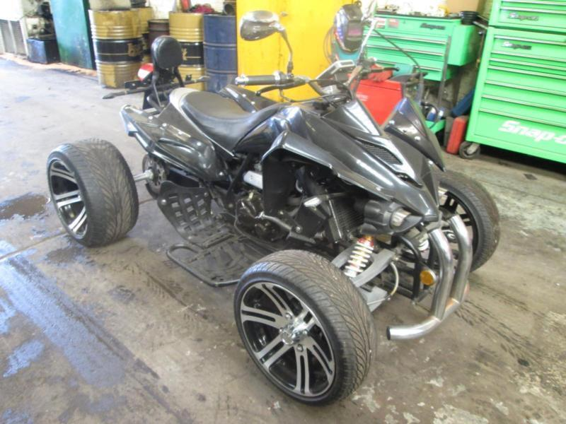 2012 jinling jla 21b quad bike 250cc road legal in. Black Bedroom Furniture Sets. Home Design Ideas