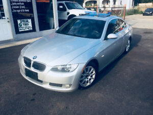 2007 BMW 328i Coupe / 6 Speed Manual