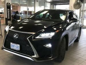 LEXUS RX 350 LEASE-TAKE OVER