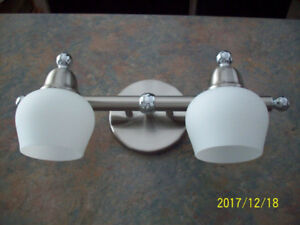 Ceiling or wall mounted light