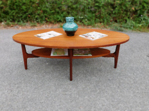 Teak Coffee Table | Kijiji in Ottawa. - Buy, Sell & Save ...