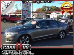 2014 Ford Fusion SE....includes 4 FREE winter tires!!