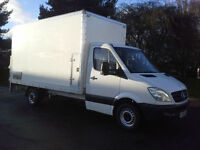 Mercedes Sprinter 313 Cdi 13ft Box/Luton Van Tail Lift, Very Clean