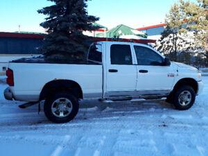 2007 Dodge Ram 3500 Laramie 4x4 6.7 Cummins Diesel