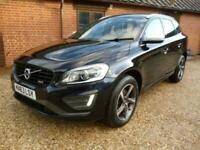 2013 Volvo XC60 2.4 D5 R-Design Lux Nav Geartronic AWD 5dr SUV Diesel Automatic