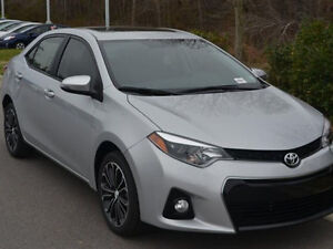 2014 Toyota Corolla S Berline West Island Greater Montréal image 2
