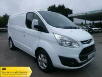 2017 Ford Transit Custom 270 LIMITED LR P-V Temperature Controlled Diesel Manual