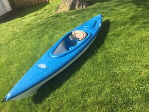 Pelican 10ft Kayak and Paddle