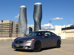 2008 Infiniti G37s Sports Premium Package, Navi, 2 sets of Tires