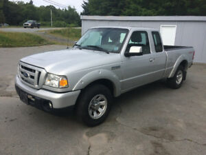 2010 Ford Ranger in exceptional condition