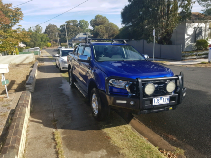 Ford Ranger XLT 2016 Stawell Northern Grampians Preview