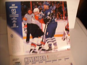 Collection of Maple Leaf Magazines, Calendars, Yearbooks. Peterborough Peterborough Area image 5