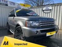 2008 Land Rover Range Rover Sport 3.6 TDV8 SPORT HSE 5d 269 BHP All Terrain Dies
