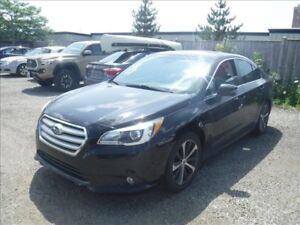 2015 Subaru Legacy 2.5i Limited Package LEATHER! NAV! DUAL CL...