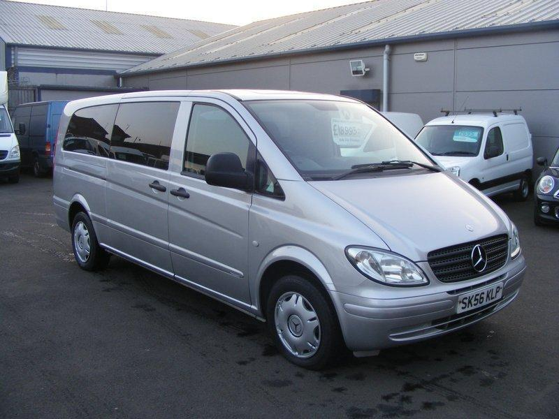 mercedes vito 111 cdi extra long traveliner lwb in east end glasgow gumtree. Black Bedroom Furniture Sets. Home Design Ideas