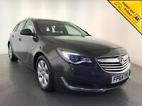 2014 VAUXHALL INSIGNIA TECHLINE CDTI ECO DIESEL ESTATE 1 OWNER SERVICE HISTORY