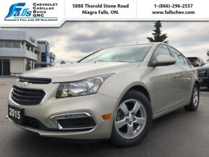 2015 Chevrolet Cruze 2LT  SUNROOF,REMOTE START,HEATED SEATS,REAR