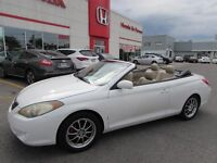 Toyota Camry Solara Convertible SLE CUIR 2004