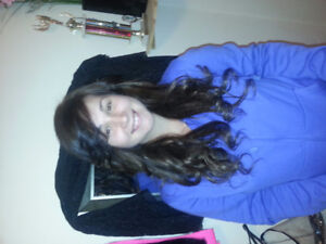 EXTENSIONS DONE BY TWO AMAZING LADIES, $265