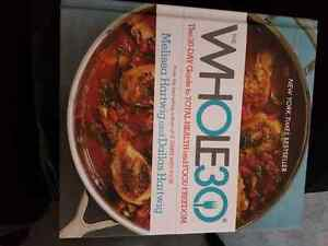 Brand new hard cover Whole30
