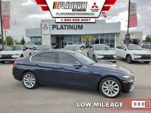 2014 BMW 3 Series 320i xDrive  LOW KM like new condition, Leathe