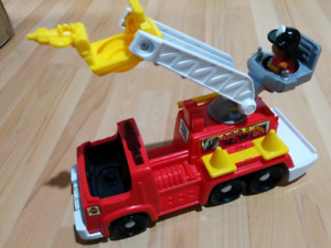 Camion de pompier Fisher Price Little People