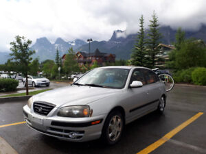 Hyundai Elantra 2006, 140 000km, just Crossed Canada