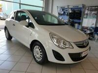 2012 Vauxhall Corsa 1.0 i ecoFLEX 12v S 3dr Hatchback Petrol Manual