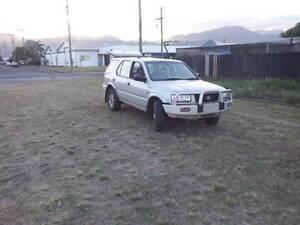 2000 Holden Frontera Wagon got a RWC Cairns Cairns City Preview