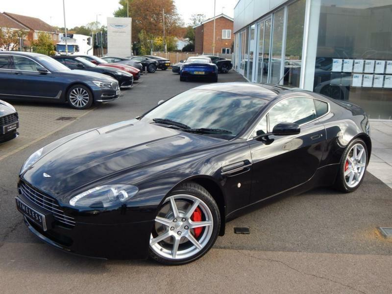 Aston Martin V Vantage Dr Manual Petrol Coupe In Brentwood - 2007 aston martin vantage
