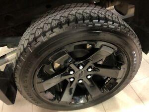 Roues 22 pouces Chevrolet 1500- GMC