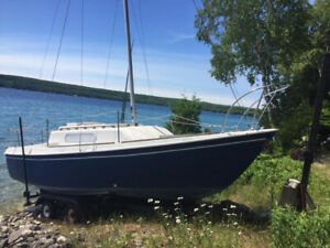 Great Deals on Used and New Sailboats in Owen Sound | Boats