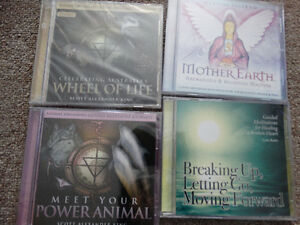 Meditation cds new