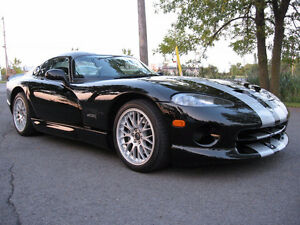 2000 Dodge Viper Coupé (2 portes)