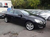 2012 62 VOLVO S60 1.6 D2 SE LUX 4D 113 BHP DIESEL