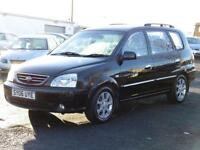 Kia Carens 2.0CRDi LE, Black, 2006, FSH, 1 Years Mot