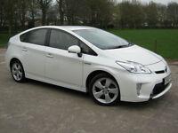2012 62 REG Toyota Prius 1.8 CVT T4 HYBRID 1 OWNER (UK MODEL)