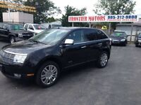 2010 Lincoln MKX 4dr All-wheel Drive