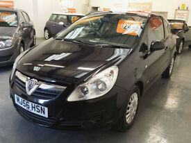 2006 56 reg VAUXHALL CORSA 1.0L LIFE - 1 LADY OWNER FROM NEW - SERVICE HISTORY