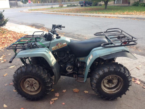 Used 1991 Yamaha big bear