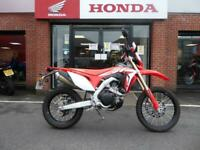 Honda CRF450L road legal trail / enduro onliy 319 miles & Immaculate