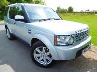 2011 Land Rover Discovery 3.0 SDV6 255 GS 5dr Auto Bluetooth! DAB! FSH! 5 do...