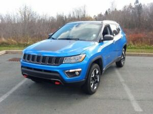 2017 Jeep COMPASS TRAILHAWK NEW BODY STYLE!!!