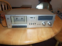 Component Stereo Cassette Deck